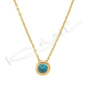 Колие Estrela turquoise