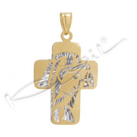 Кръст с изображение на Богородица